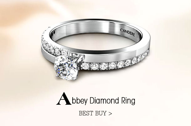 Abbey-Diamond-Ring for the girl of your dreams