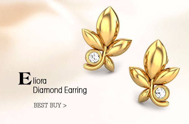 Eliora-Diamond-Earring for Simple Girl