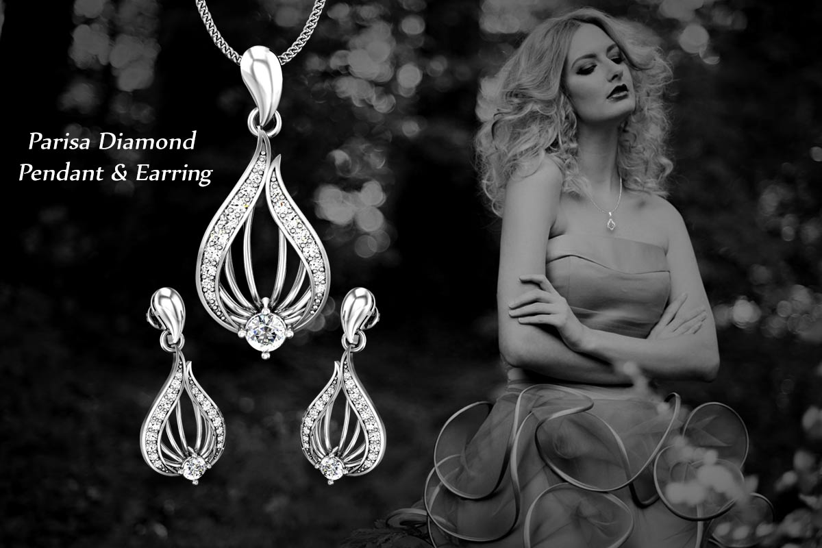 Parisa-Diamond-Earring