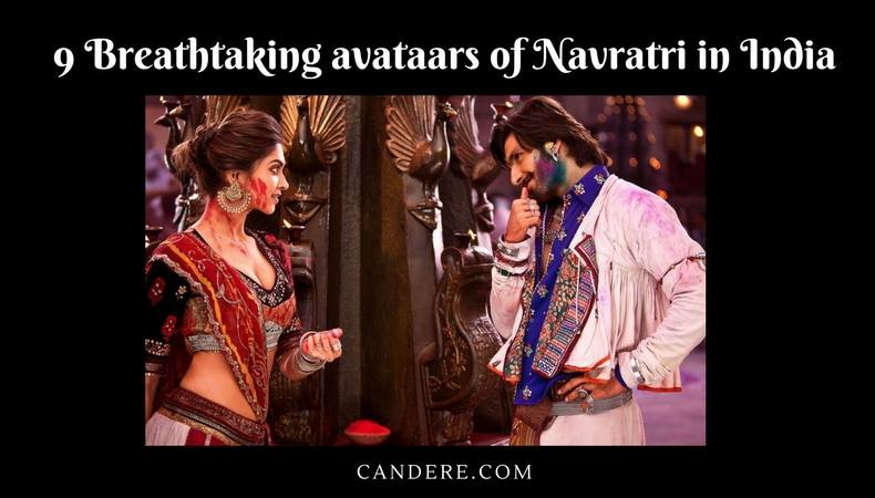 9 Breathtaking avataars of Navratri in India