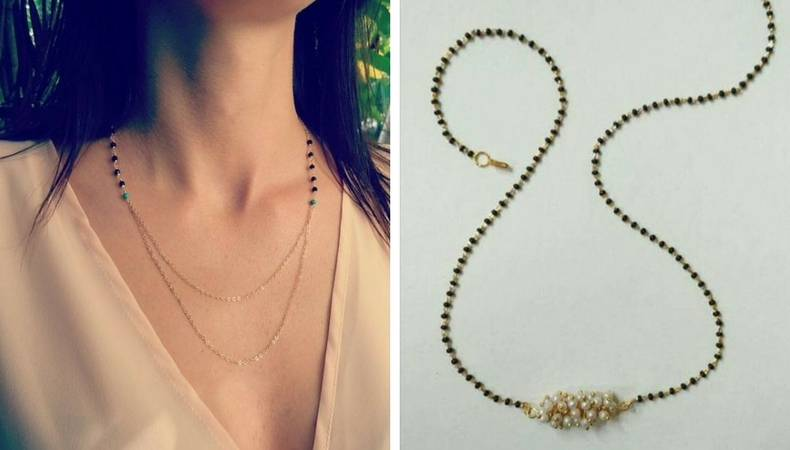 How to be your sartorial best at your workplace on festive occasions - modern mangalsutra