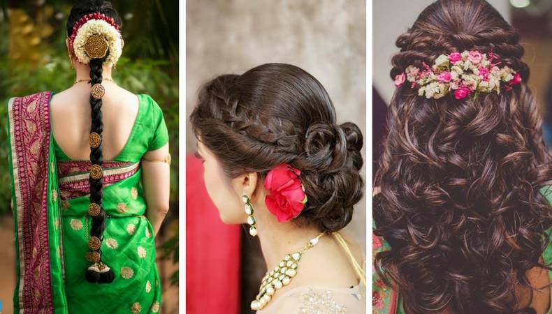 Style tips for Diwali - Hairstyle