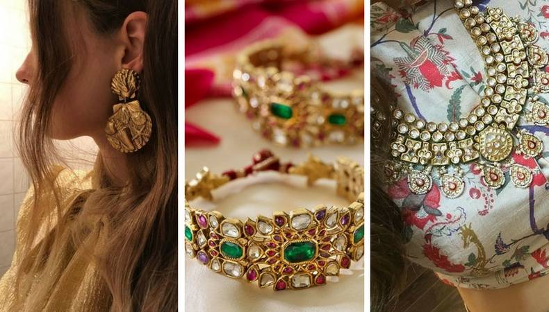 Style tips for Diwali - Jewellery