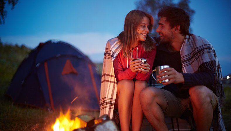 Best Ways to get her to say YES this December CAMPING UNDER THE STARS